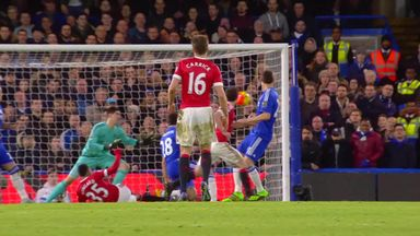 Chelsea v Man Utd: Greatest PL goals