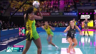 Jamaica 42-37 England
