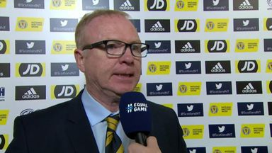 McLeish: The players have to learn