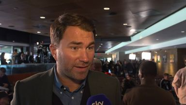 Hearn closer to Whyte Chisora II