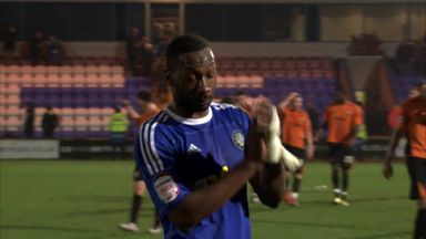 Winless Macclesfield one game away from record
