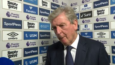 Result 'a blow' for Hodgson