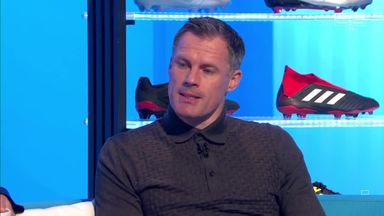 Carra backs Nev on Jose