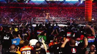 Cena announced for WWE World Cup