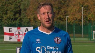 Meet England's amputee football stars