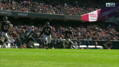 Trubisky's mazy touchdown!