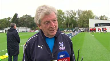 Hodgson: Palace aren't being outplayed