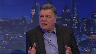 Allardyce clarifies Busquets-Dier comment