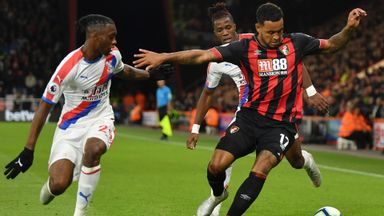 Bournemouth 2-1 Crystal Palace