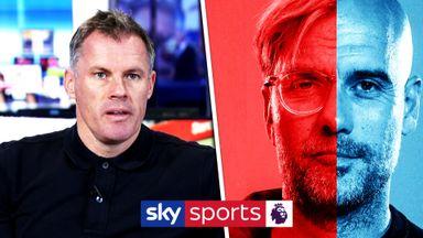 'Liverpool v City could decide title'