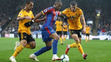 Crystal Palace 0-1 Wolves