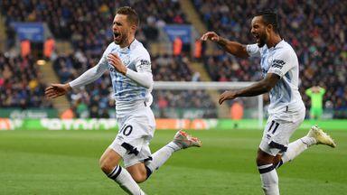 Leicester 1-2 Everton