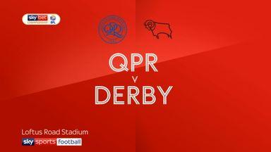 QPR 1-1 Derby