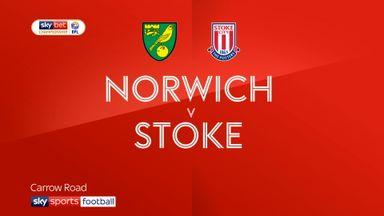 Norwich 0-1 Stoke