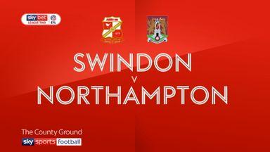 Swindon 1-1 Northampton
