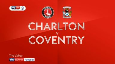 Charlton 1-2 Coventry