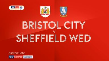 Bristol City 1-2 Sheffield Wednesday