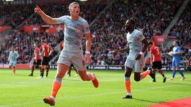 Southampton 0-3 Chelsea