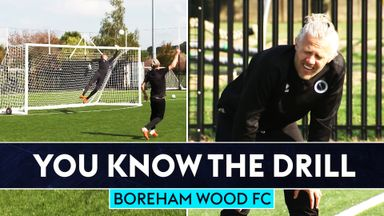 You Know The Drill | Boreham Wood FC