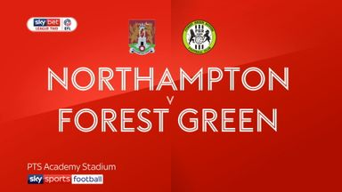 Northampton 2-1 Forest Green