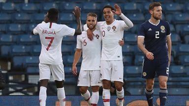 Scotland 1-3 Portugal