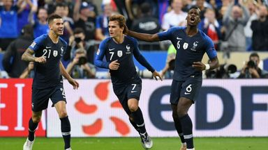 France 2-1 Germany