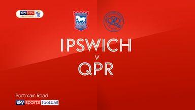 Ipswich 0-2 QPR