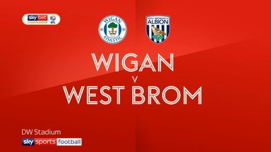 Wigan 1-0 West Brom