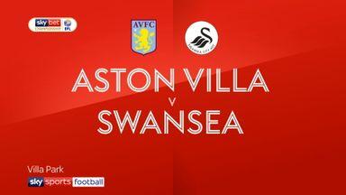 Aston Villa 1-0 Swansea