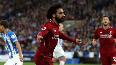 Huddersfield 0-1 Liverpool