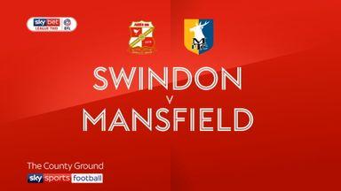 Swindon 0-0 Mansfield