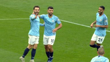 Man City's bizarre second goal
