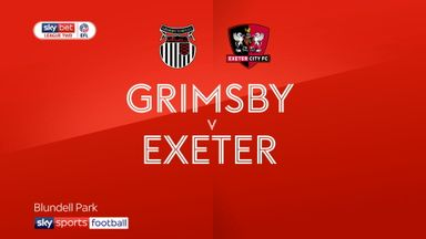 Grimsby 0-0 Exeter