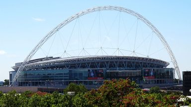'It's good to have Wembley home'