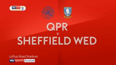 QPR 3-0 Sheffield Wed
