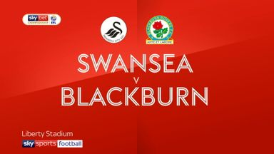 Swansea 3-1 Blackburn