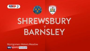 Shrewsbury 3-1 Barnsley