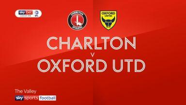 Charlton 1-1 Oxford