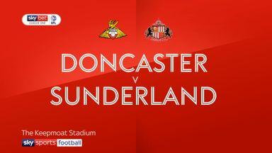 Doncaster 0-1 Sunderland