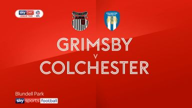 Grimsby 1-0 Colchester