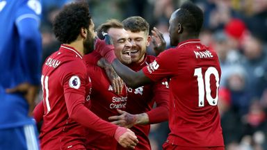 Liverpool 4-1 Cardiff