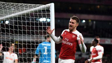 Emery: Ramsey is focused on Arsenal
