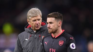 Wenger: Ramsey a loss to Arsenal