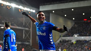 Gerrard: Morelos return boosts Rangers