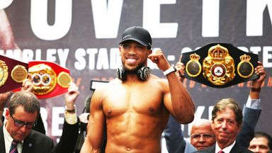 Hearn: AJ just wants Wilder