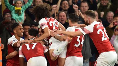 Are Arsenal title contenders?