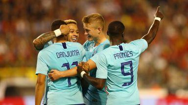 Belgium 1-1 Netherlands