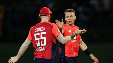 Sri Lanka v England: 3rd ODI highlights