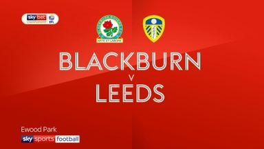 Blackburn 2-1 Leeds