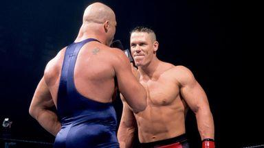 Cena's SmackDown debut